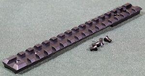 Mauser-M18-PICATINNY-Rail-STEEL-MATT-BLUE-finish