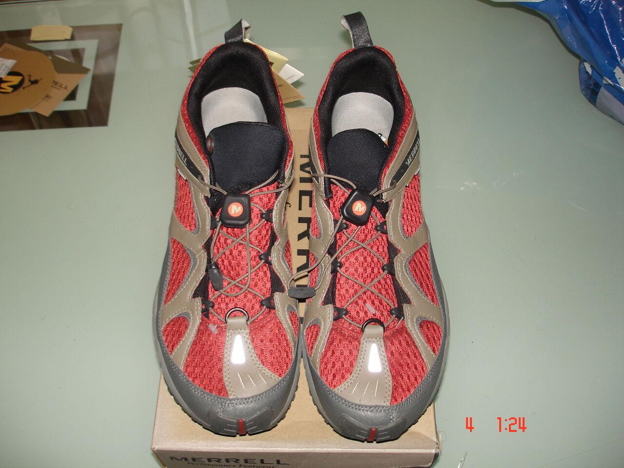 Merrell Merrell Merrell Herren Outdoor sportschuhe gr 46,5 UK11,5 US12 SALE 67ea35