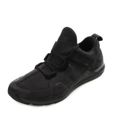 NIKE Men's Tech Trainer Shoes Black