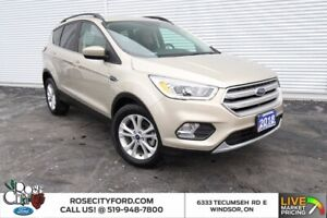2018 Ford Escape SEL / LEATHER / HEATED SEATS / NAVIGATION / REVERS
