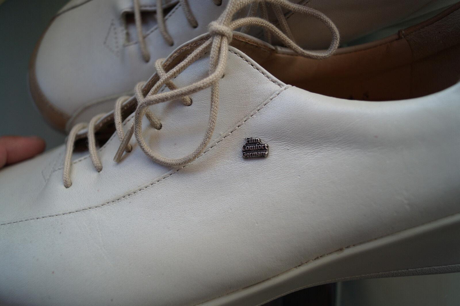 FINN COMFORT Narita Chaussures Femmes Chaussure Lacée Ink 2 Paire Paire Paire dépôts Taille 8 D 42 NEUF ccc3ab
