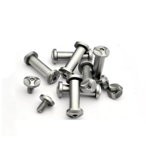 M3-5-Steel-Screws-Knife-DIY-Knife-Handle-Fastening-Screw-Rivet-Nut-2-Pieces