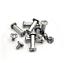 M3-5-Steel-Screws-Knife-DIY-Knife-Handle-Fastening-Screw-Rivet-Nut-2-Pieces thumbnail 1