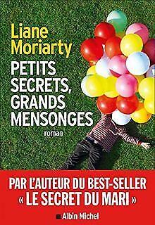 Petits secrets, grands mensonges von Liane Moriarty | Buch | Zustand gut