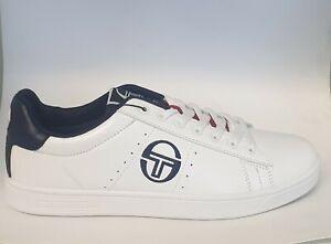 Sergio-Tacchini-STM024005-Scarpa-Sneakers-Uomo-Bianco-New-Collection