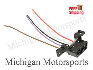 gm obdii obd2 wiring harness connector pigtail harness ls1 lt1 image is loading gm obdii obd2 wiring harness connector pigtail harness