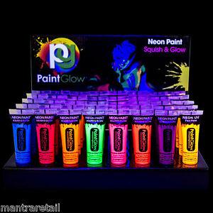Paint Glow UV Neon Glow Face Paint Body Paint Fluorescent 10ml tube ... ca9f4fd7d5