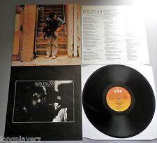 Bob Dylan - Street Legal 1978 Portuguese CBS LP with Inner & Lyric Insert