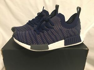 Details zu Genuine Adidas NMD R2 Red Black Primeknit UK 10 Us 10.5 Eu 44 BY2098 BNIB