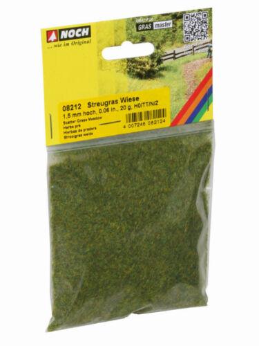 Encore 08212 streugras Prairie 1,5 mm 20 g Prix de base 12,95 eur//100g h0 N TT Z NEUF
