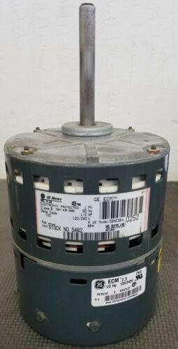 B16 AP VARIABLE SPEED GE ECM 2.3 MOTOR 5SME39HL0252 D341314P34 MOT09262 7748