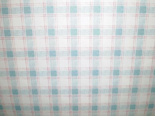 Blue//Green /& Red Plaid on White Wallpaper by Imperial KB6026