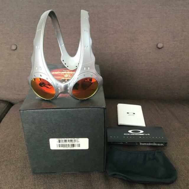 Oakley OVER THE TOP FMJ+ FIRE LENS Sunglasses