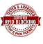 RFID Signal Blocking Biker/'s Crazy Horse Leather Checkbook Long Bi-fold Wallet