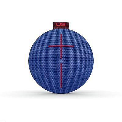 New Logitech UE ROLL Atmosphere Blue 360 Wireless Bluetooth Waterproof Speaker