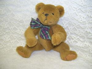 Ganz Teddy Bear Copper Cottage Collectibles Terry Skorstad 1995 Jointed Ebay