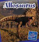 Allosaurus by Lucia Raatma (Paperback / softback, 2012)