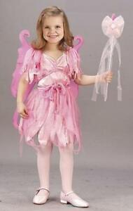 Pretty-Pink-Fairy-Pixie-Cute-Dress-Up-Halloween-Child-Toddler-Costume