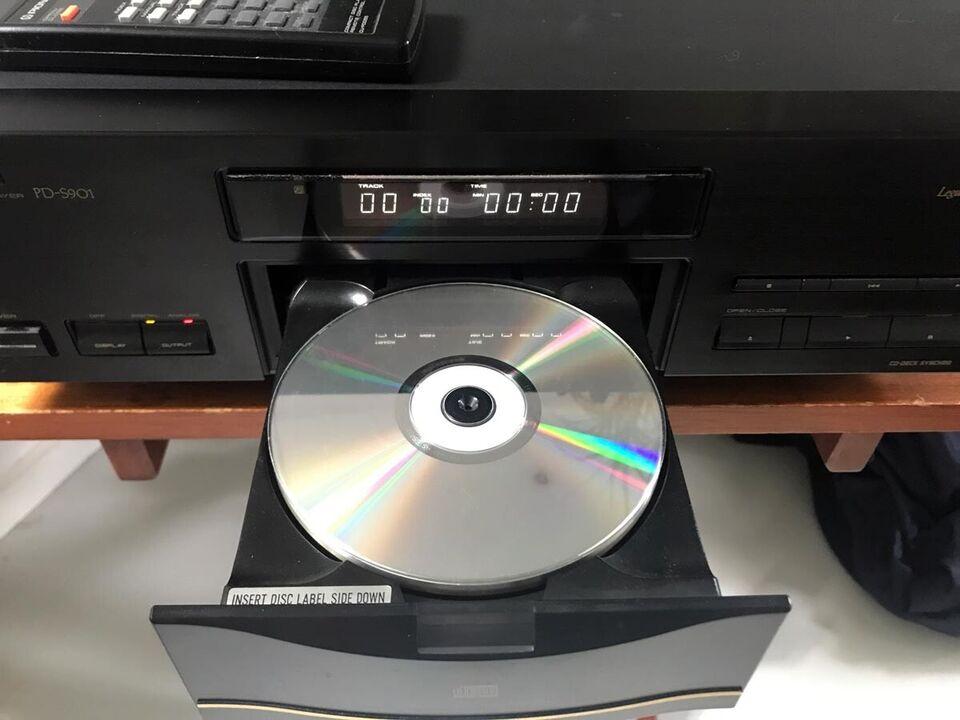 CD afspiller, Pioneer, PD-S901 -