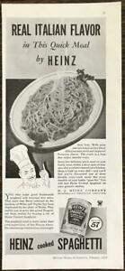 1935-Heinz-Canned-Spaghetti-PRINT-AD-Real-Italian-Flavor-Quick-Meal