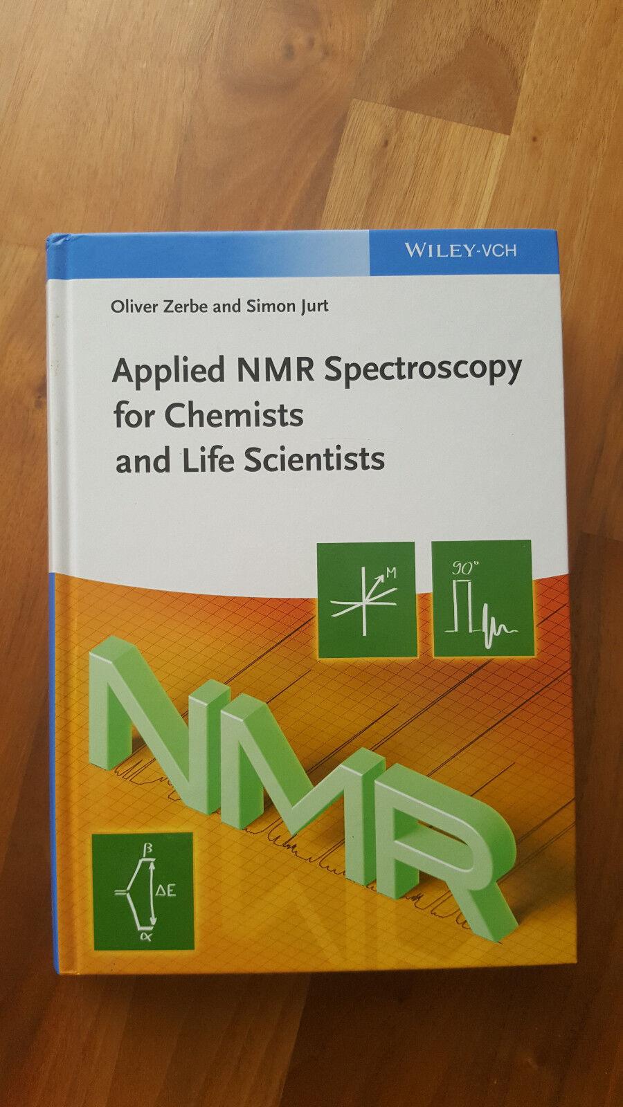 Applied NMR Spectroscopy for Chemists and Life Scientists 9783527327751 | Die Königin Der Qualität  | Ausgezeichnetes Handwerk  | Berühmter Laden