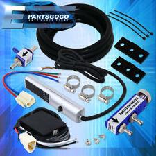 Sytec Turbo Adjustable Boost Adjuster Valve Lockable in Silver BAO-001