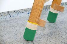 Leitersocken (4 Stück) grün Set | Leiterschuhe | rutschsicherer Stand Leiter