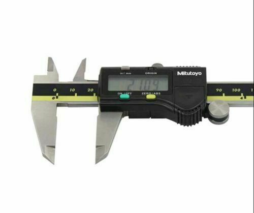 "Japan Mitutoyo 500-196-20//30 150mm//6/"" Absolute Digital Digimatic Vernier Caliper"
