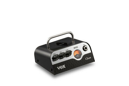 Vox MV Clean 50 Watt Nutube Gitarrentopteil