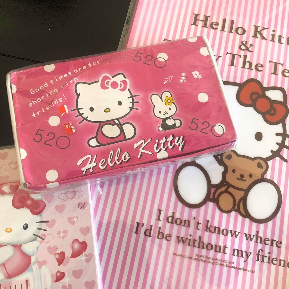 Blandet legetøj, Hello Kitty