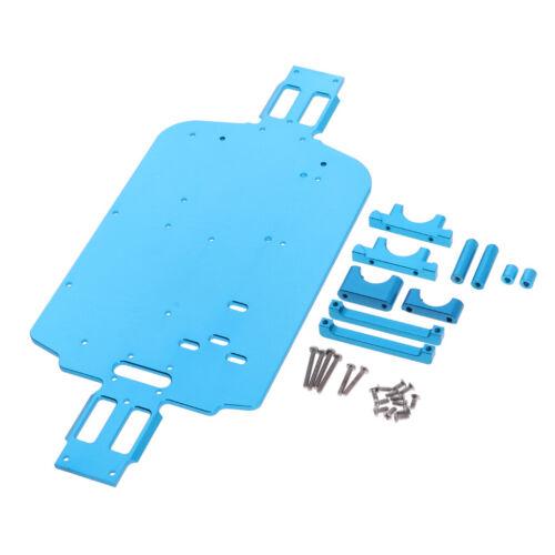 Metallchassis für 1//18 RC Crawler Wltoys A949 A959 A969 A979 K929 A959-B