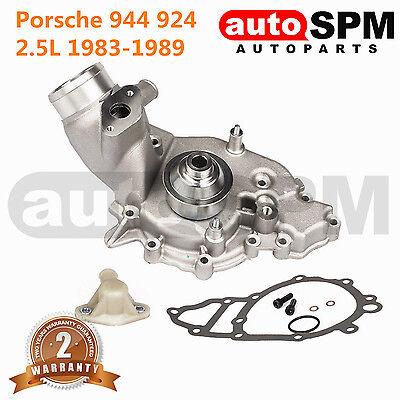 New Porsche 944 944S 924S 924 S Water Pump /& Gasket 944 106 021 22 94410602122