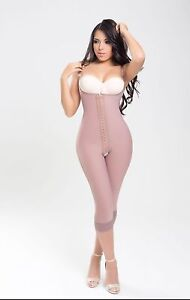 Fajas Colombiana Curvas Reales Body Shaper Full Compression After Surgical AS