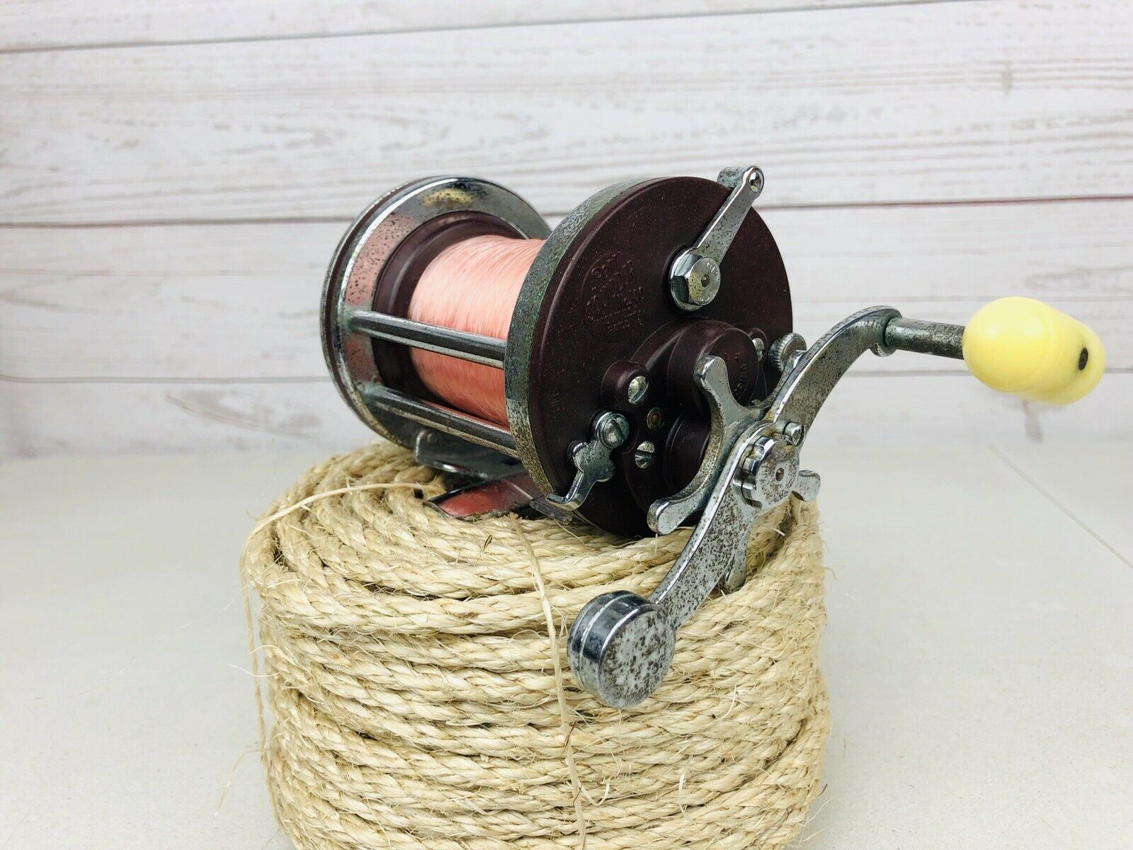 PENN No.140 Squidder Conventional Fishing  Reel Made In USA Jig Trolling Reel  rivenditore di fitness