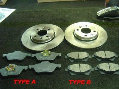 Brembo 09.9895.11 Front Brake Discs 300mm Vented Renault Grand Scenic MK2