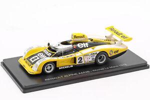 RENAULT-Alpine-a442-2-vincitore-24h-LEMANS-1978-Pironi-Jaussaud-1-43-SPARK