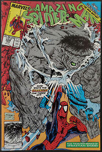 Amazing-Spider-Man-328-NM-9-2-VS-The-Hulk-Todd-McFarlane-1989