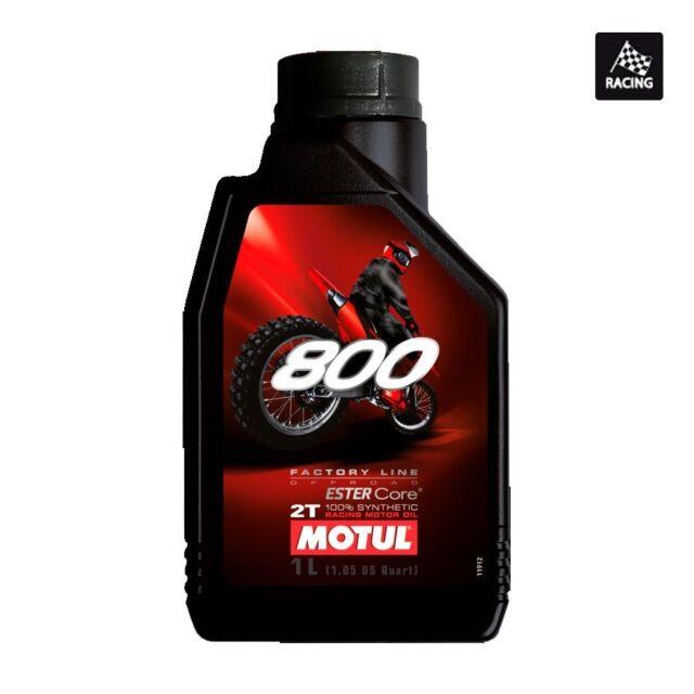 MOTUL Aceite lubricante MEZCLA 800 2T FL OFF ROAD 1L