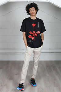 Official-Depeche-Mode-Violatore-T-Shirt-Unisex-Nuovo-con-Licenza-Merchandise