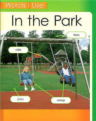 1 of 1 - Huseby, V, Words I Use: In The Park, Very Good Book