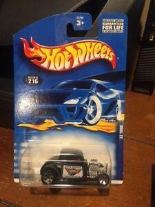 Hot Wheels 32 Ford #216