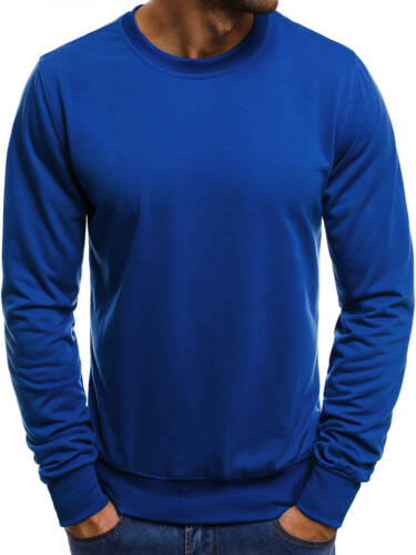 OZONEE JS//2018 Herren Sweatshirt Pullover Sweatjacke Langarmshirt Klassiker