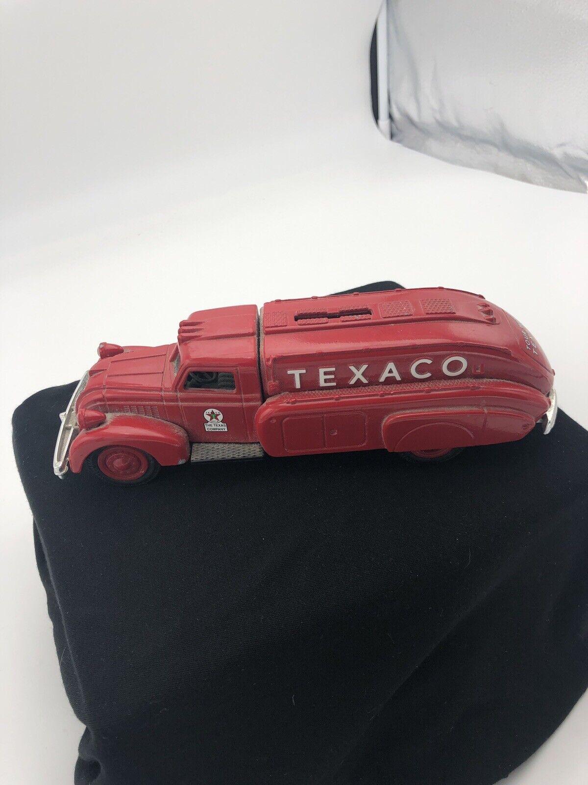 Texaco årgång leksak Truck