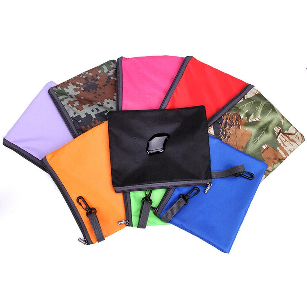 JN_ Portable Camping Waterproof Makeup Cosmetic Storage Bag