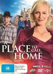 A-Place-To-Call-Home-Season-3-DVD-3-Disc-Set-TV-Drama-FREE-POST