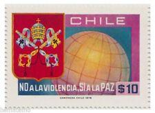 Chile 1978 #928 Jornada Mundial de la Paz MNH
