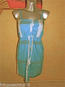 Vestito Kanabeach Blu Etichetta 36 T Yama Con Nuovo rrSvRnwfxq