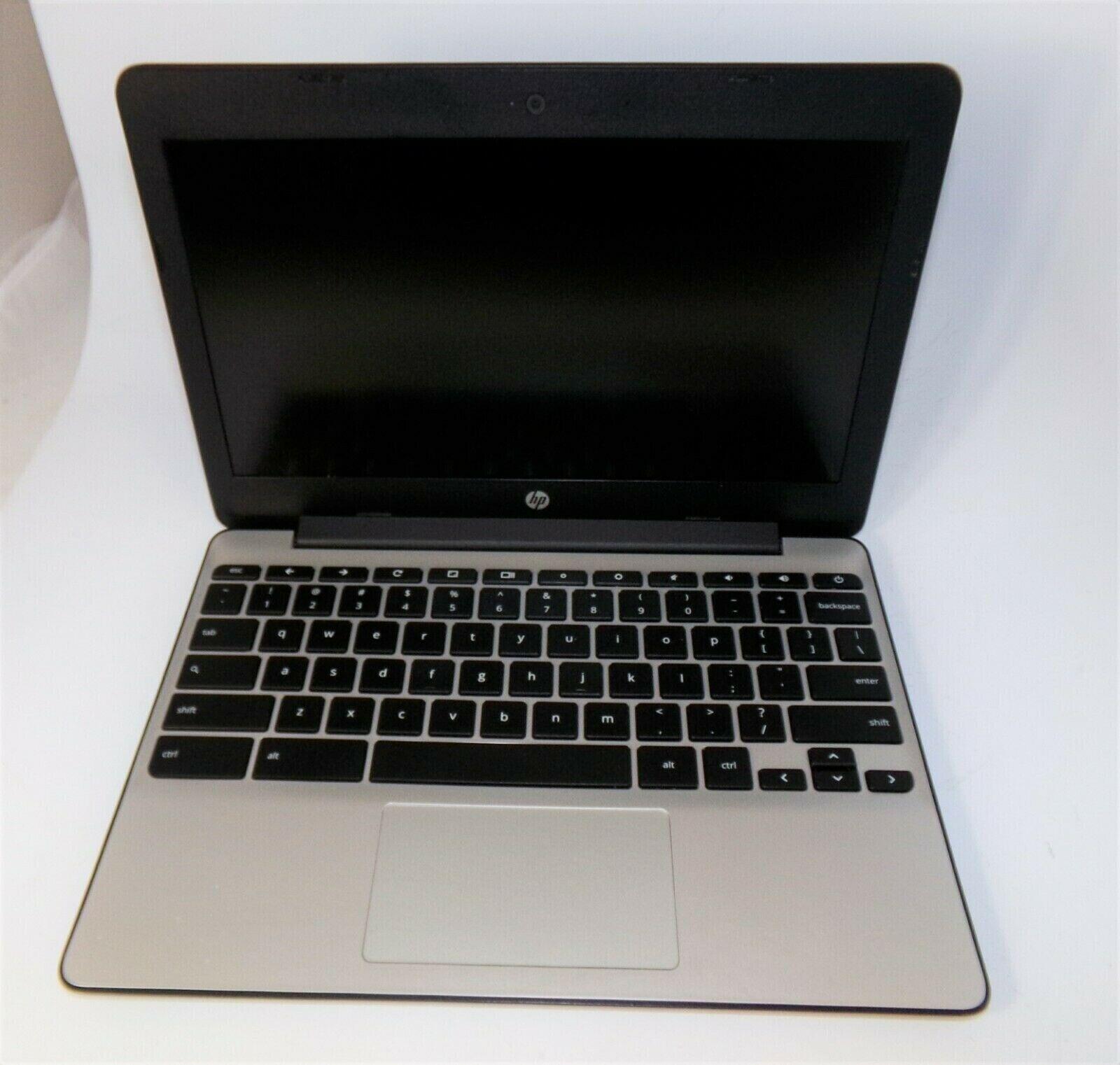 "HP Chromebook 11 G5 11.6"" N3060 1.6GHz 4GB RAM 16GB SSD Chrome OS"