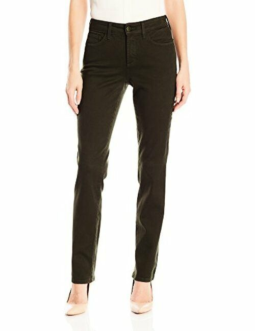 NYDJ Womens Collection M38Z1076 Sheri Slim Jeans in colord Super