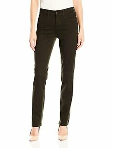 65cc48e3c70 Image is loading NYDJ-Womens-Collection-M38Z1076-Sheri-Slim-Jeans-in-